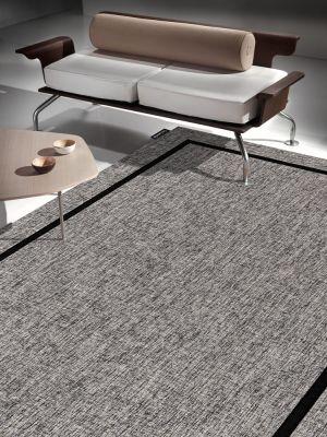 Χαλί Tweed Silver 120x180