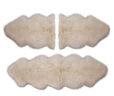 Χαλάκι Sheepskin Beige 60x120