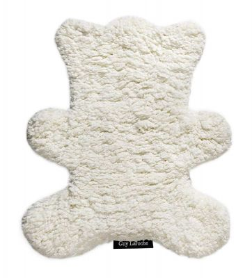 Χαλάκι Sheepskin Teddy Natural 76x91