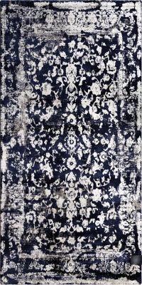 Χαλί Σετ Κρεβατοκάμαρας 3 τμχ Ziegler Blue Black