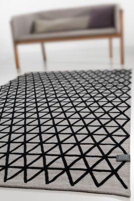 Καλοκαιρινό Χαλί (160x230) Guy Laroche Gem Silver