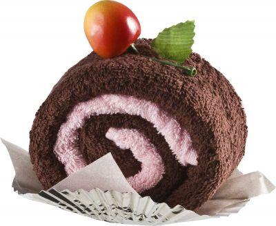 Γλυκά που δεν παχαίνουν ... Roll Cutcake Neapolitan