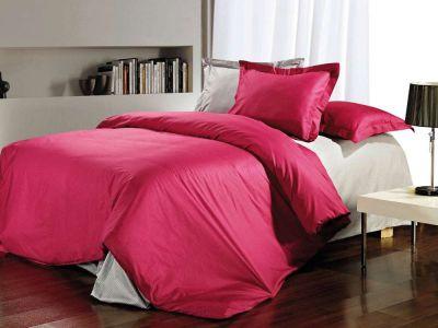 Σεντόνι Colours Rosso 170x260