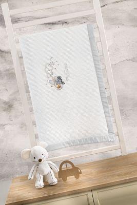 Κουβέρτα Nosy Πικέ 110x150
