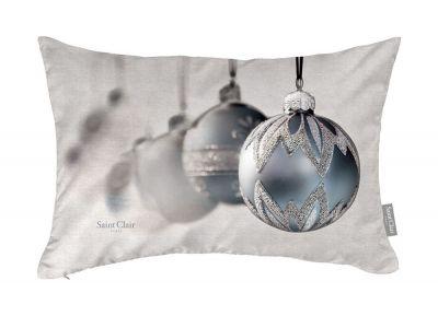 Χριστουγεννιάτικο Μαξιλαράκι Cushion 4001 30x45 με γέμιση