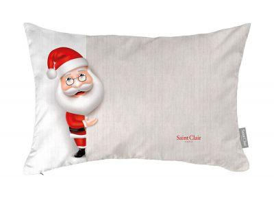 Χριστουγεννιάτικο Μαξιλαράκι 4005 30x45 με γέμιση