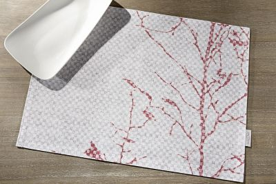 Placemat 3003 Red 45X33