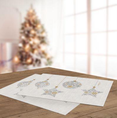 Χριστουγεννιάτικο Sous Plat 3009 45x33