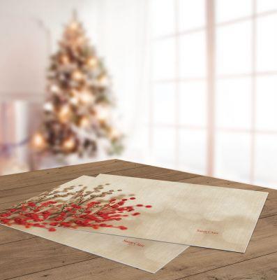 Χριστουγεννιάτικο Sous Plat 3010 45x33
