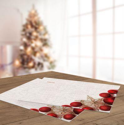 Χριστουγεννιάτικο Sous Plat 3012 45x33