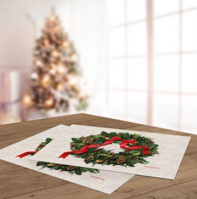 Χριστουγεννιάτικο Sous Plat 3015 45x33