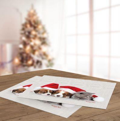 Χριστουγεννιάτικο Sous Plat 3017 45x33