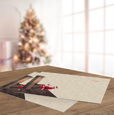 Χριστουγεννιάτικο Sous Plat 3019 45x33
