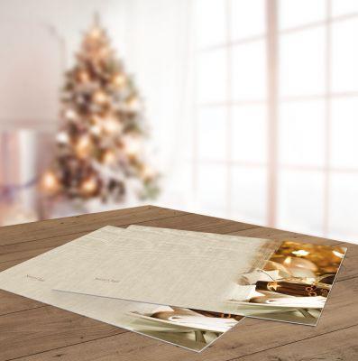 Χριστουγεννιάτικο Sous Plat 3020 45x33
