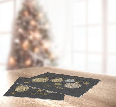 Χριστουγεννιάτικο Sous Plat SAINT CLAIR 3027, 45x33