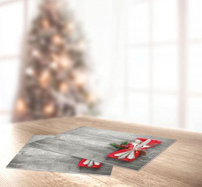 Χριστουγεννιάτικο Sous Plat SAINT CLAIR 3028, 45x33