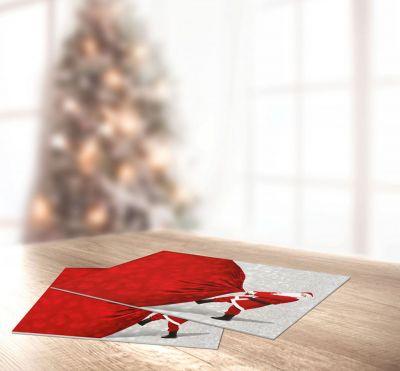 Χριστουγεννιάτικο Sous Plat SAINT CLAIR 3031, 45x33