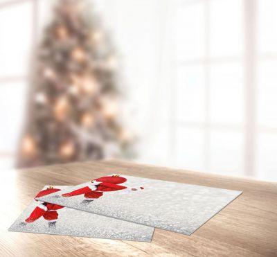Χριστουγεννιάτικο Sous Plat SAINT CLAIR 3032, 45x33