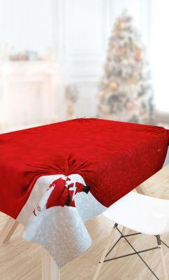 Χριστουγεννιάτικο Τραπεζομάντηλο SAINT CLAIR 2030 145x145