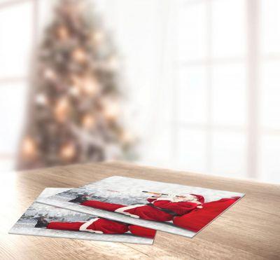 Χριστουγεννιάτικο Sous Plat SAINT CLAIR 3033, 45x33