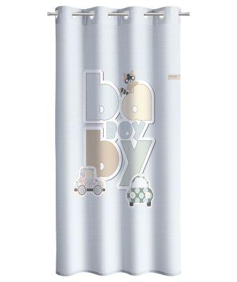 Κουρτίνα Beatle 165x250 Soft Touch