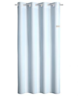 Κουρτίνα Light Blue Stripes 165x250 Soft Touch