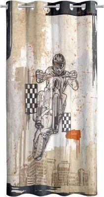 Κουρτίνα Motocross 160x250 Soft Touch