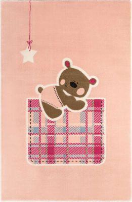 Χαλί Teddy Pink 115x175