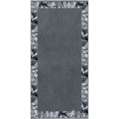 Πετσέτα Θαλάσσης Batik Anthracite 85x175