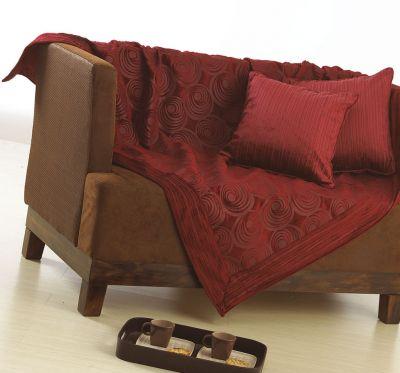 Μαξιλάρι Φιγούρας Discus Rosso 45x45