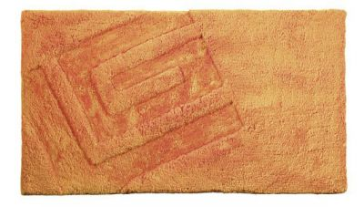 Πατάκι Μπάνιου Trivia Orange 40x60