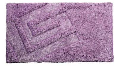Πατάκι Μπάνιου Trivia Purple 40x60